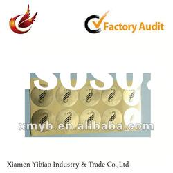 2012 hot-sale self adhesive printing label print paper