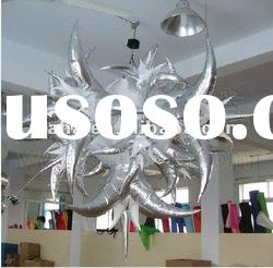 2012 hot selling creactive wedding decoration inflatable star