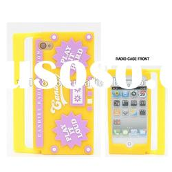2012 new arrival !!!new mobile phone case for iphone silicon case