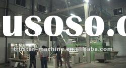 2012 new type 3200mm Automatic Non-woven Fabrics Film Blowing Machine