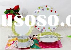 20pcs fine porcelain dinner set/ceramic dinner set/vajilla