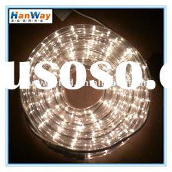 220V LED Waterproof Rope Light 2 Wires
