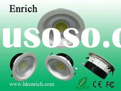 230V Energy effiecent 10w round ul led downlight