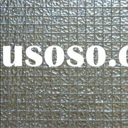 23*23mm light gold mirror crystal Glass mosaic Tile MU09--best for culb, bar, SPAS, Chain decoration