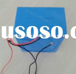 24v 20ah electric bike battery, li-ion battery rechargeable