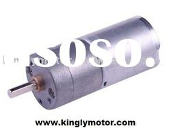 25mm 12v gear motor,dc motor with gear box for electric door-lock