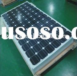 300W high efficiency mono solar cells panels