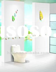 300*600mm bathroom tile cheap manufacturer supply shiny ceramic floor tile