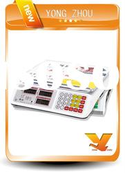 30kg Price Computing Scale With High Quality And Competitive Price YZ-966