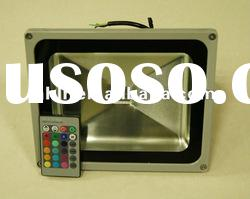 30watt Remote control outdoor led flood lights