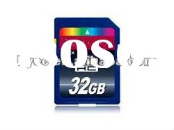 32GB Class 10 SD Card , SDHC SD Card ,Flash memory card (class 10) offer