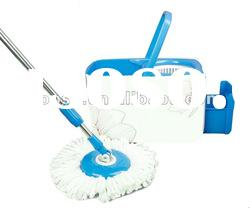 360 degree spin mop &spin dry mop