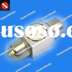 36mm festoon auto led lamps bulb 1W high power SMD