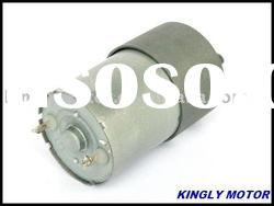 37mm dc 12v geared motor