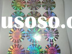 3D Hologram Sticker Tamper Hologram SCHS-0008