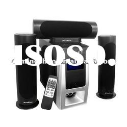 3.1ch micro speakers with USB/SD card read and FM function