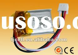 3.7V Li-polymer Battery Rechargeable Battery 402025 SGS CE approval