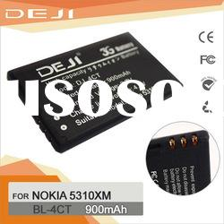 3.7v lithium battery batteries best price cell phone battery bl 4ct for Nokia