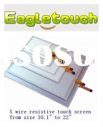 """4 wire 15"""" widescreen usb touch screen panel.(manufacturer)"""
