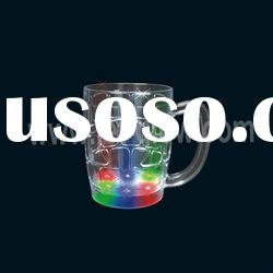 500ml 16 0Z Light-up Beer Mug Flashing Beer Mug Blinking Bar Mug