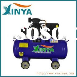 50L 8bar 1hp 65mm cylinder A-type ac piston belt-driven air compressor(XY1065A-50)