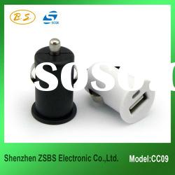 5V 800mA usb car charger for mobile phone Mp3 MP4