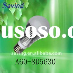 5W E27 LED Bulb Light(A60E27-8D5630)