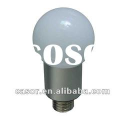 5W e27 led bulb light warm white, CCT 5000K