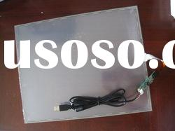 "5wire resistive for desk top touch screen panel.(18.5"")"