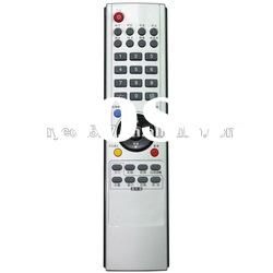 6 in 1 universal remote control with learning function (AN-5103B)