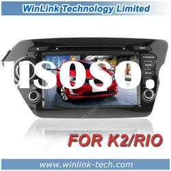 7 Inch 2 Din Touch Screen Car DVD for KIA K2