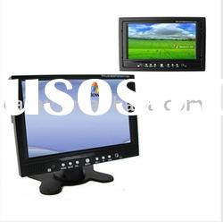 7 inch Car Touch Screen Monitor with TFT-LCD Panel/OSD Control