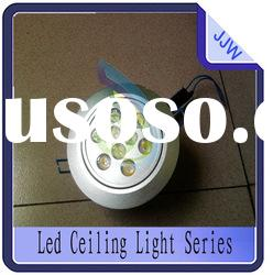 9*1W Epistar high power 9W ceiling led recessed lights