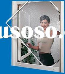 ALUMINUM FLY SCREEN or mosquito net with fiberglass net or stainless steel net or metal net