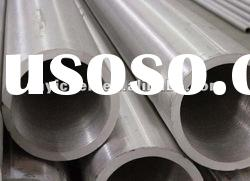 Alloy pipe, seamless alloy steel tube