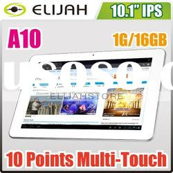 Android 4.0 Tablet PC 10.1 Inch Support Google Play Store & Skype Video Call