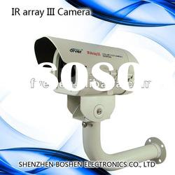 Array III led waterproof cctv sony digital video camera