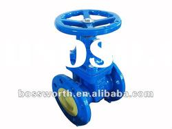 BW0601 gate valve china valve manufacturer