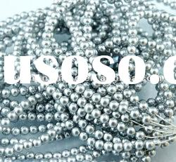 Best Sale!!4MM Acrylic plastic pearl!!Acrylic imitation pearl beads!!