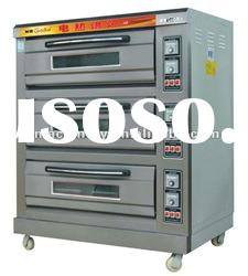 CE Electric Deck Oven/ electric bakery oven/pastry equipment oven