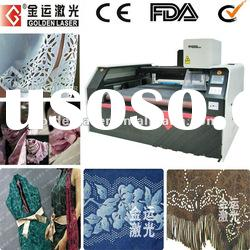 CO2 Textile Cloth Laser Cutting Equipment with Auto Feeder