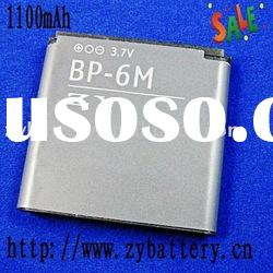 Cell AA battery BP-6M or mobile phone