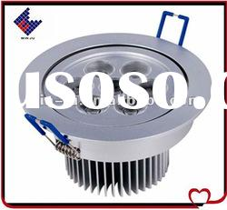 China 10-30W dimmable led downlight with CE,RoHS, FCC