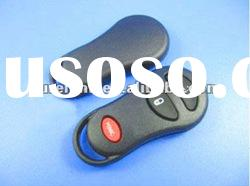 Chrysler remote control replacement key shell for car model wholesale