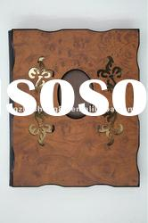 Classical Wooden Self -Adhesive Photo Album