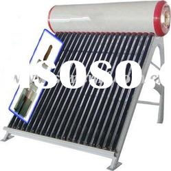 Compact Integrative High Pressurized Solar Water Heater System Solar Boiler