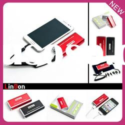 Computer accessories portable power bank rechargeable battery charger MP01A