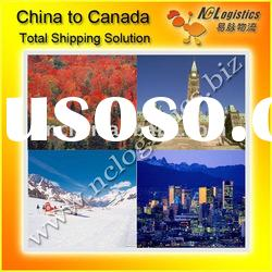 Container shipping to Calgary from china