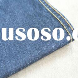 Cotton Spandex Denim Fabric with 98% Cotton 2% Spandex