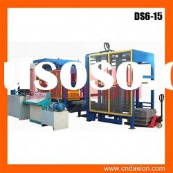 DS6-15 Brick Machine with national patent for sale in stock